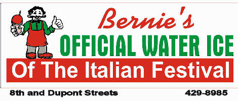 Bernies Original Italian Water Ice